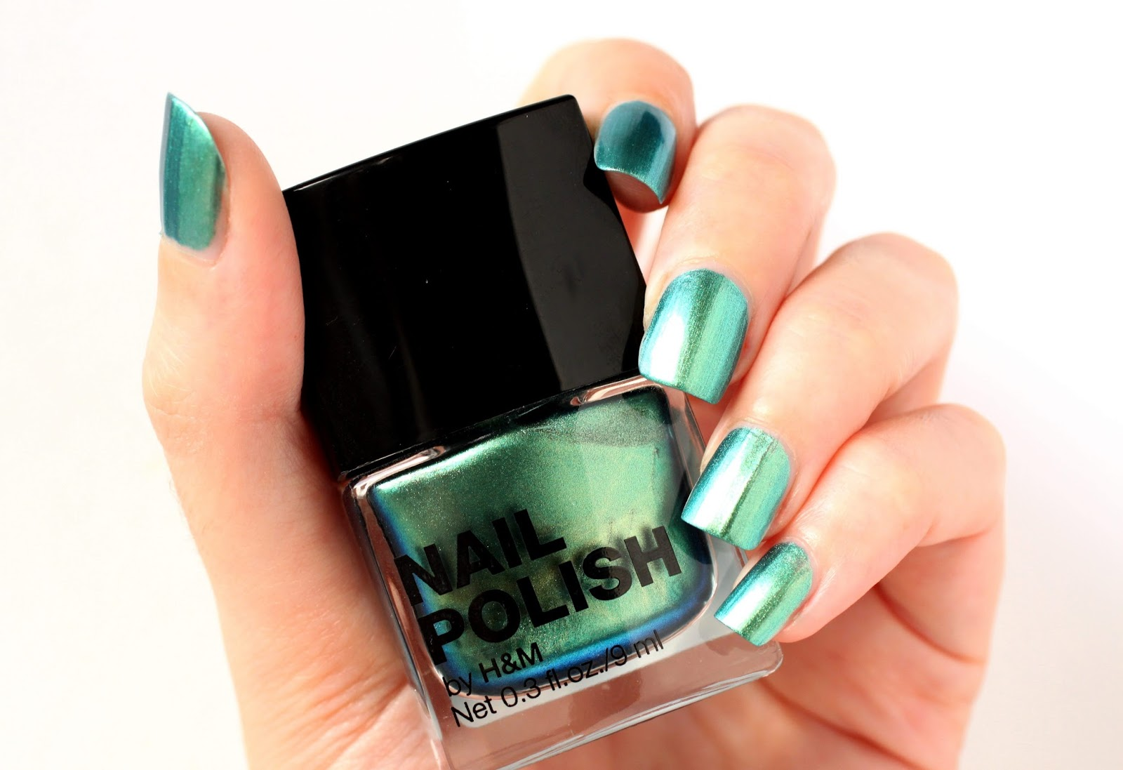 Peppermint Fushion, Lady Luck & Jo Is In The House, esmaltes de H&M ...