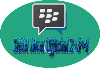 BBM+BBM2+BBM3+BBM4 Versi 2.9.0.45 Apk + Free Sticker