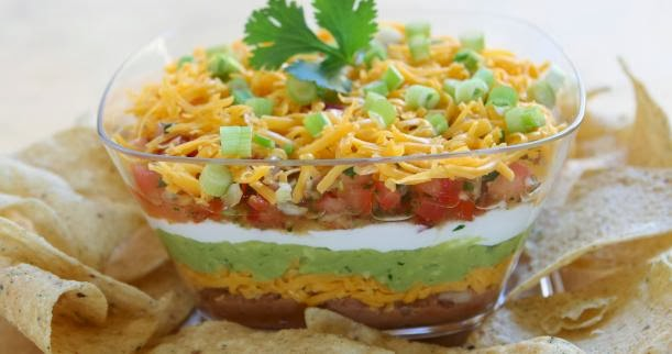 Five Touchdown Super Bowl Dips