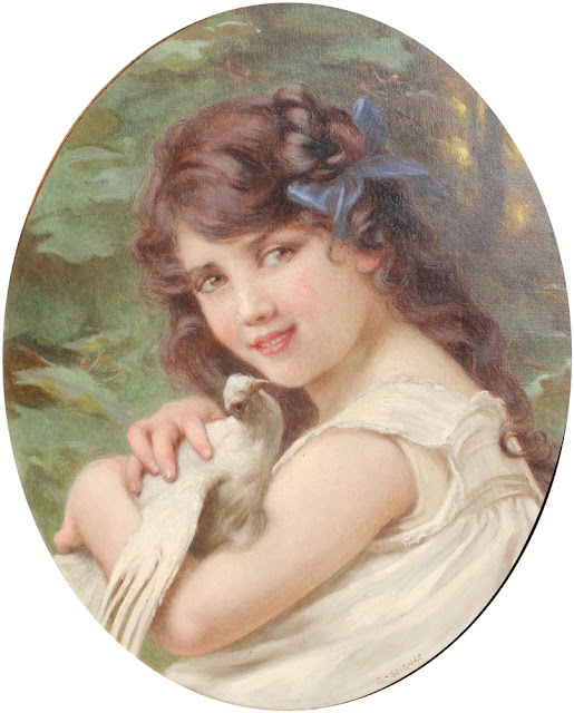 portrait,Guillaume Seignac,cute girl