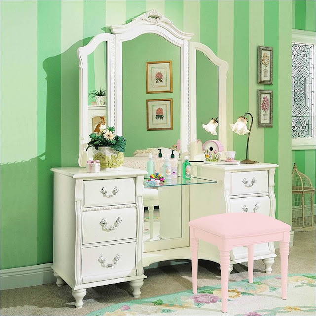 Vanity Ideas For Bedroom