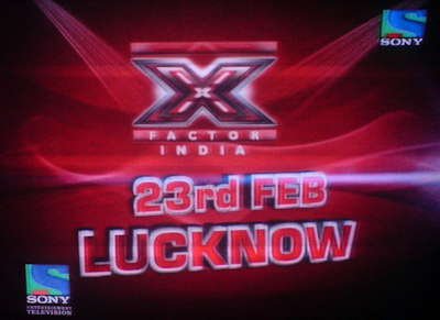 X Factor India Auditions on Sony TV