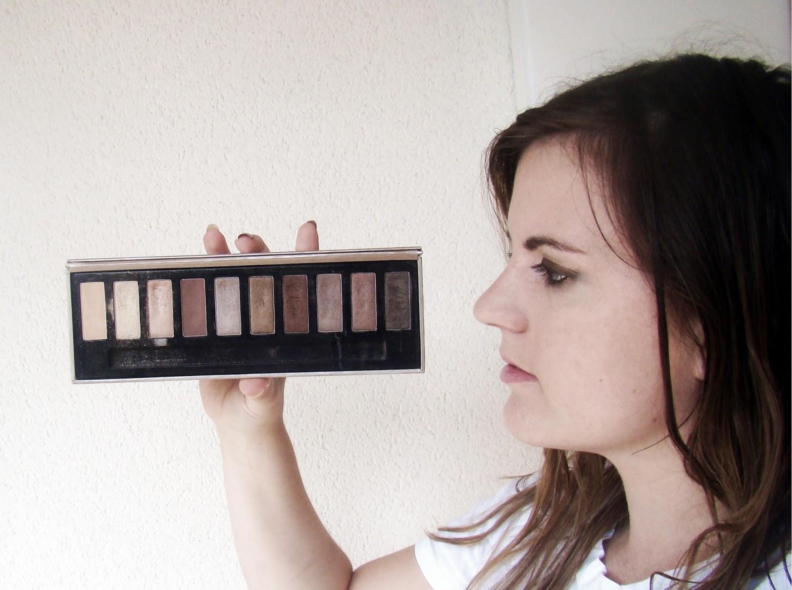 Maquillage d'Or et de Chocolat...