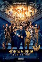 Noche en el museo: El secreto del faraón (2014)