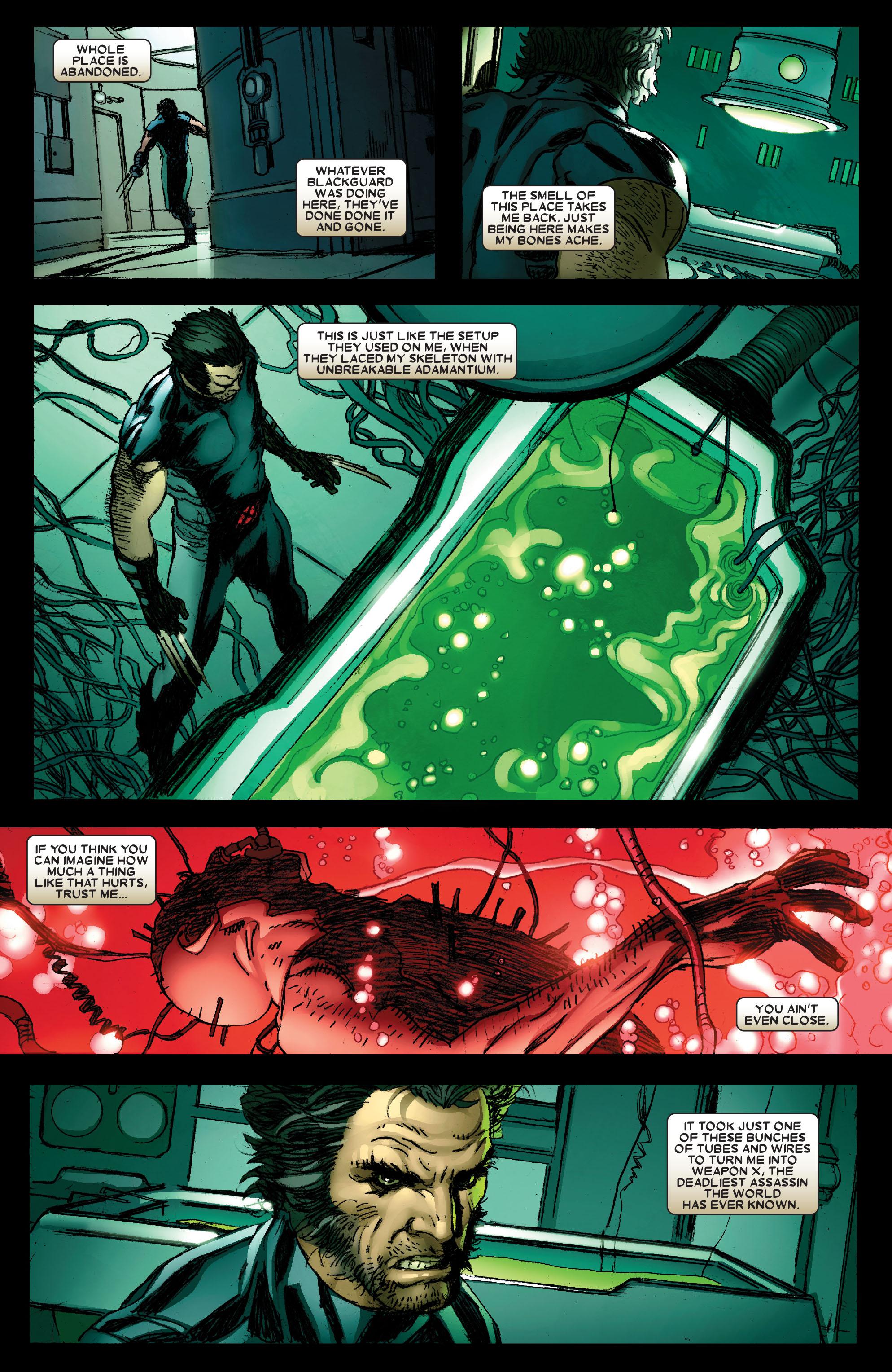 Wolverine: Weapon X #1 #16 - English 23