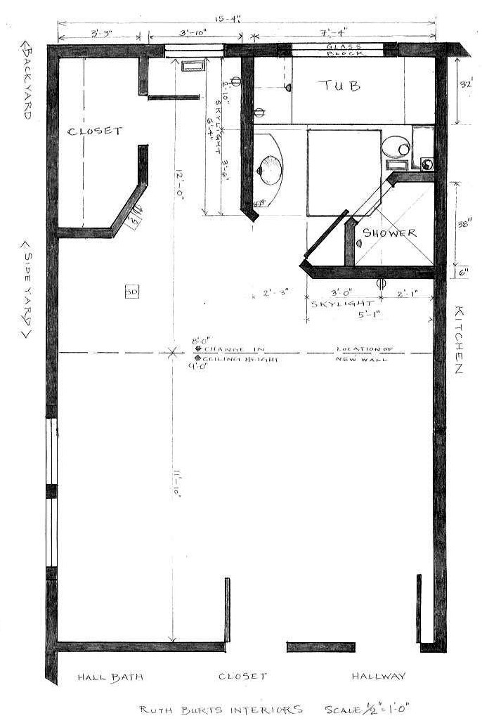 Bathroom floor plans 8 x 14 2017 2018 best cars reviews for Bathroom designs 12x8