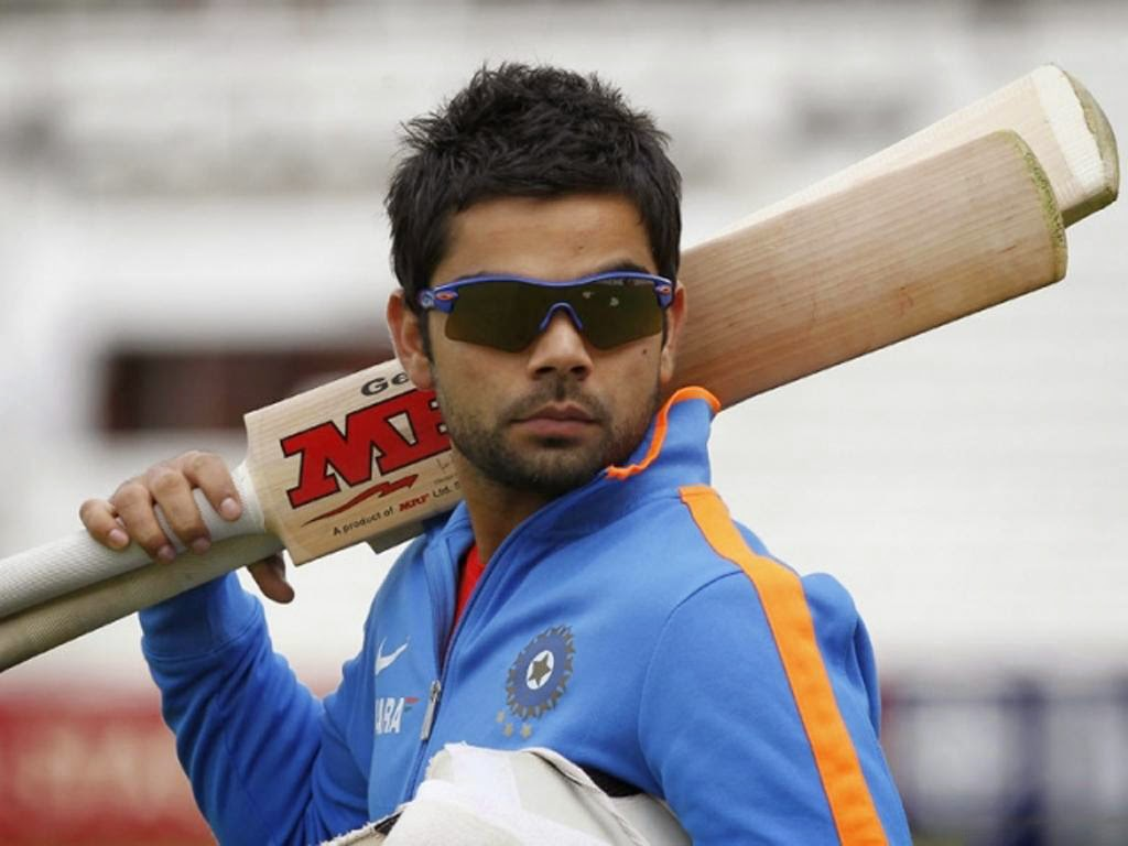 playing cricket match Virat kohli wallpaper