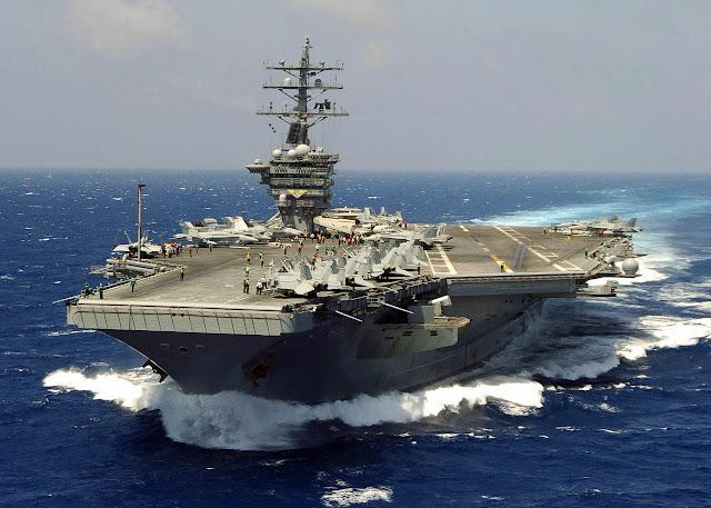 USS Eisenhouwer (CVN-69)