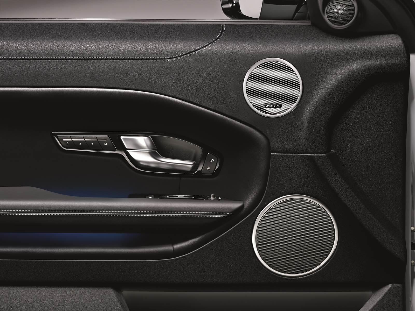 Novo Range Rover Evoque 2016 - interior