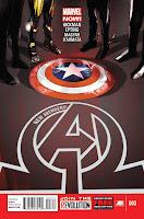 New Avengers #3 Cover