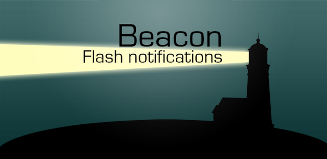 Beacon LED Flash notification v3.0 APK