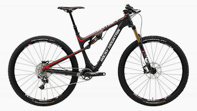 2014 Rocky Mountain INSTINCT 999 MSL 29er Bike