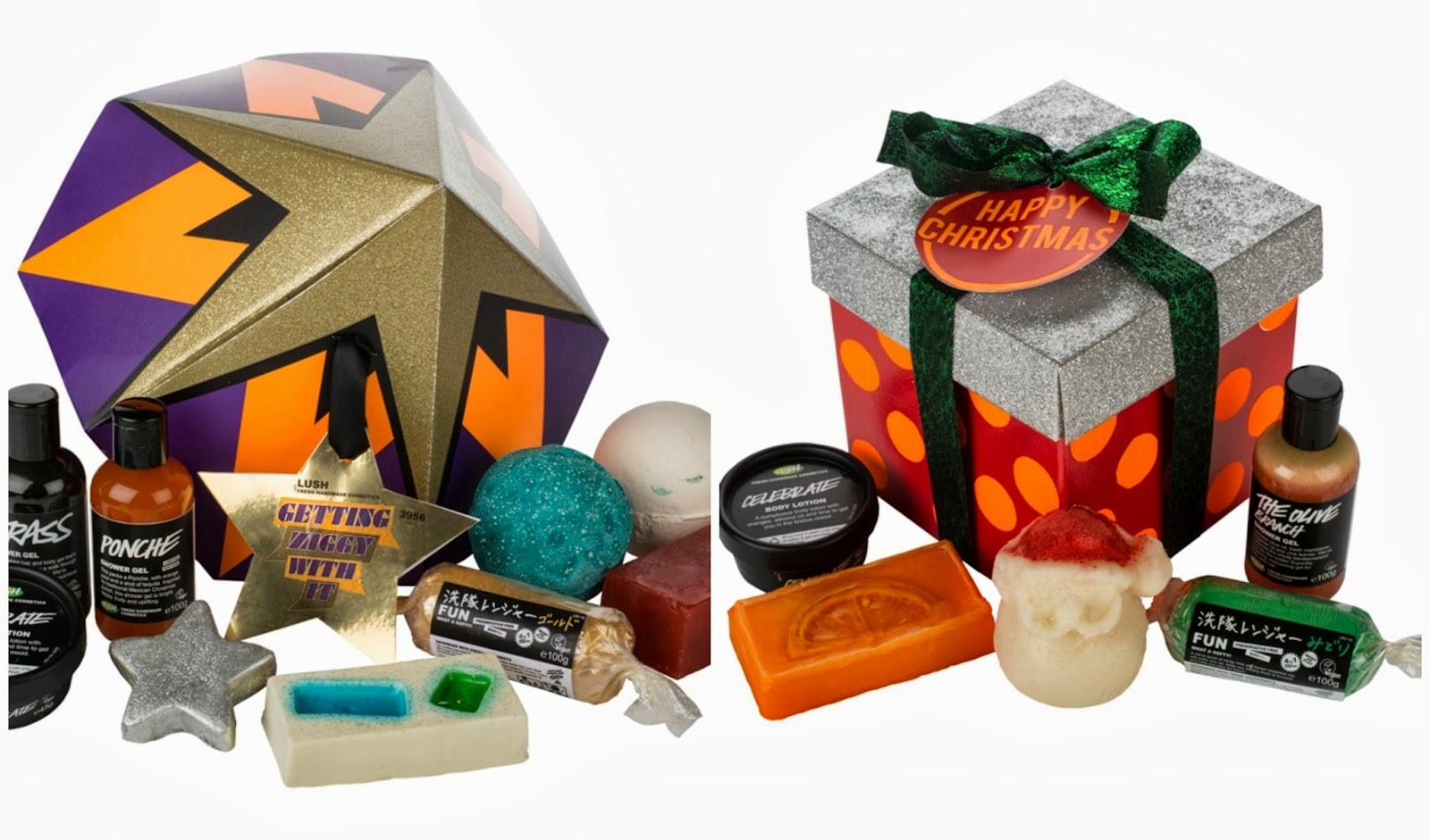 Lush Christmas Gift Sets 2013   The Sunday Girl
