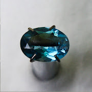 Batu Permata London Blue Topaz - SP1031