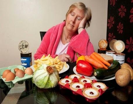 Penyebab Lelah sesudah Makan