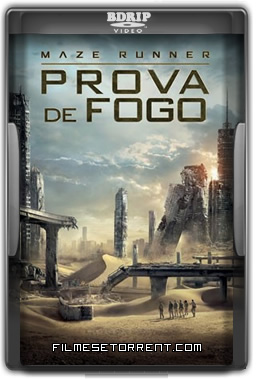 Maze Runner - Prova de Fogo Torrent Dual Audio