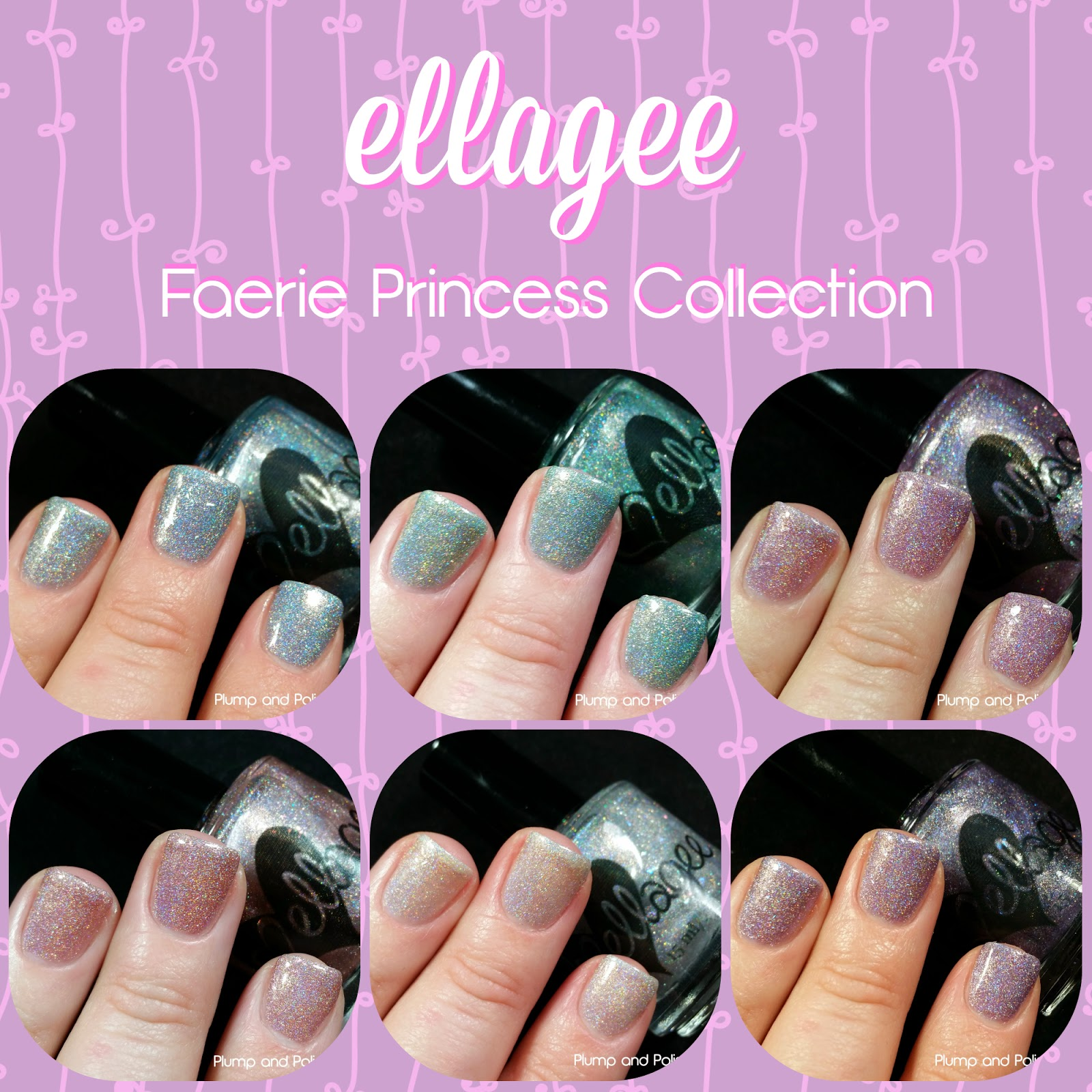 ellagee - Faerie Princess Collection