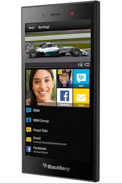 Harga Blackberry Z3 - TechnoGrezz