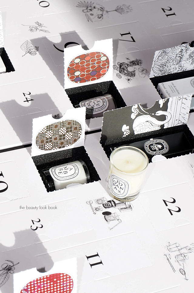 Diptyque Advent Calendar 2015 Christmas