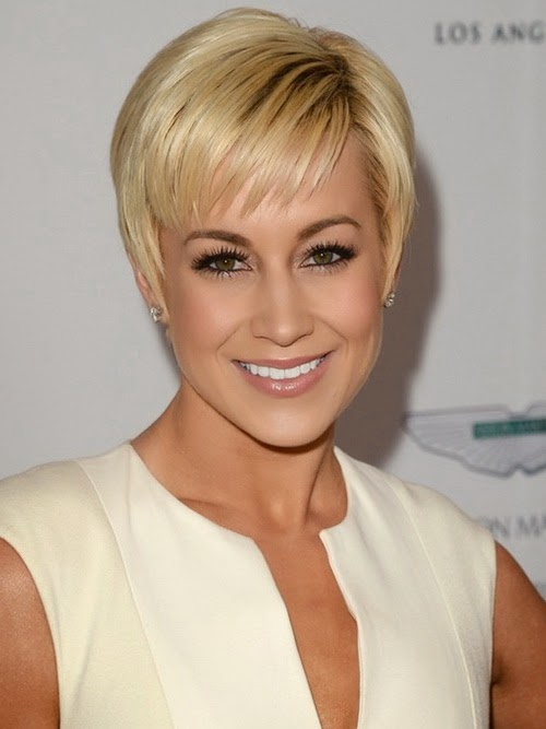 short hairstyles for thin hair women over 40 50