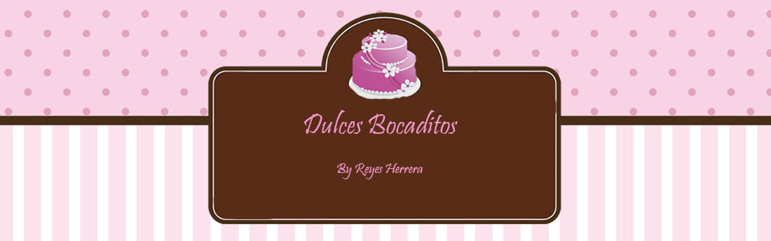 DULCES BOCADITOS