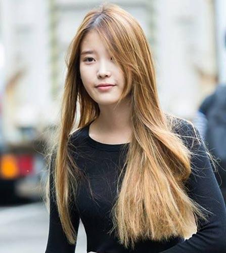 Lee JiEun IU Hairstyles Inspiraton  Korean Hairstyle Trends