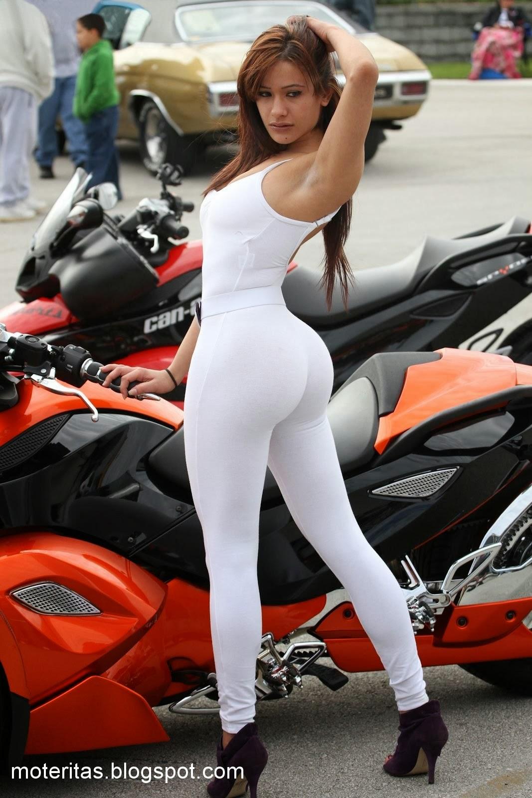 Motos Hd Promotoras Calzas Bellas Lindaswallpaper Moteras