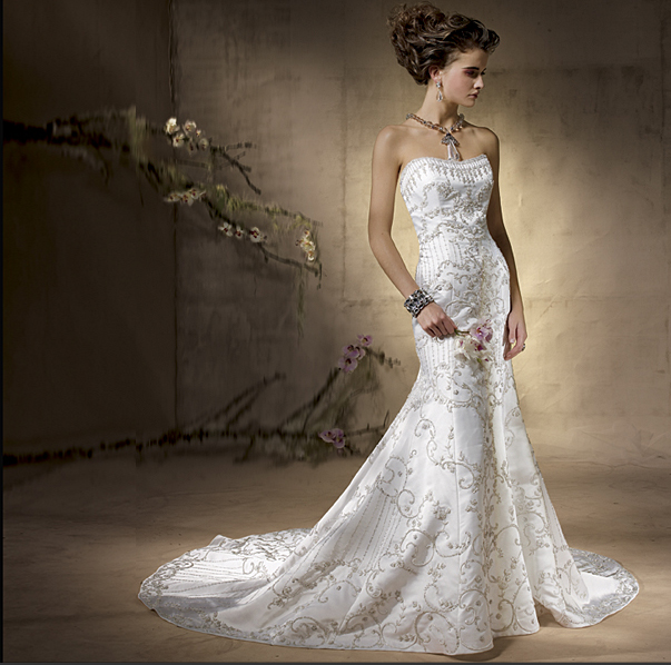 Inner Peace In Your Life: The Most Beautiful Wedding Dress