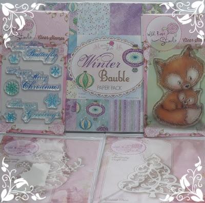 Wild rose studio Candy
