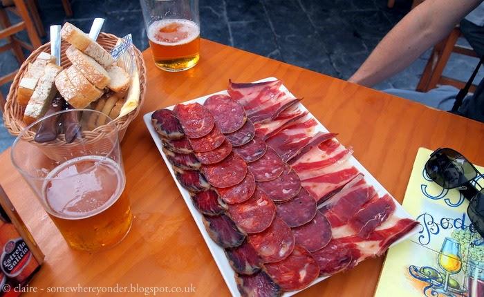 Jamón ibérico - Seville