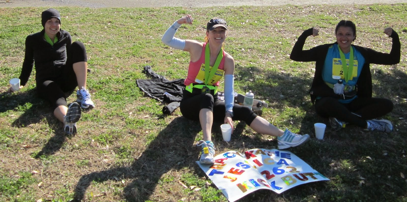 2012 Charleston Marathon