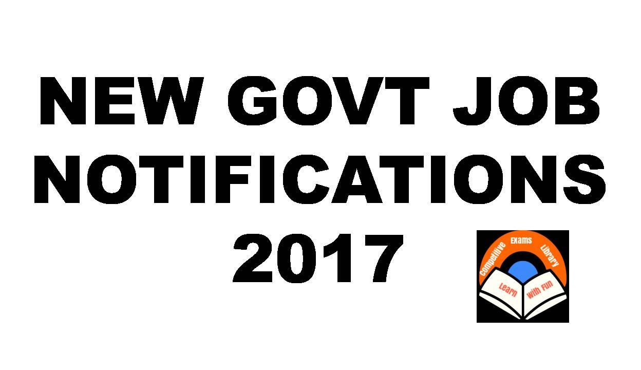 NEW JOB NOTIFICATIONS