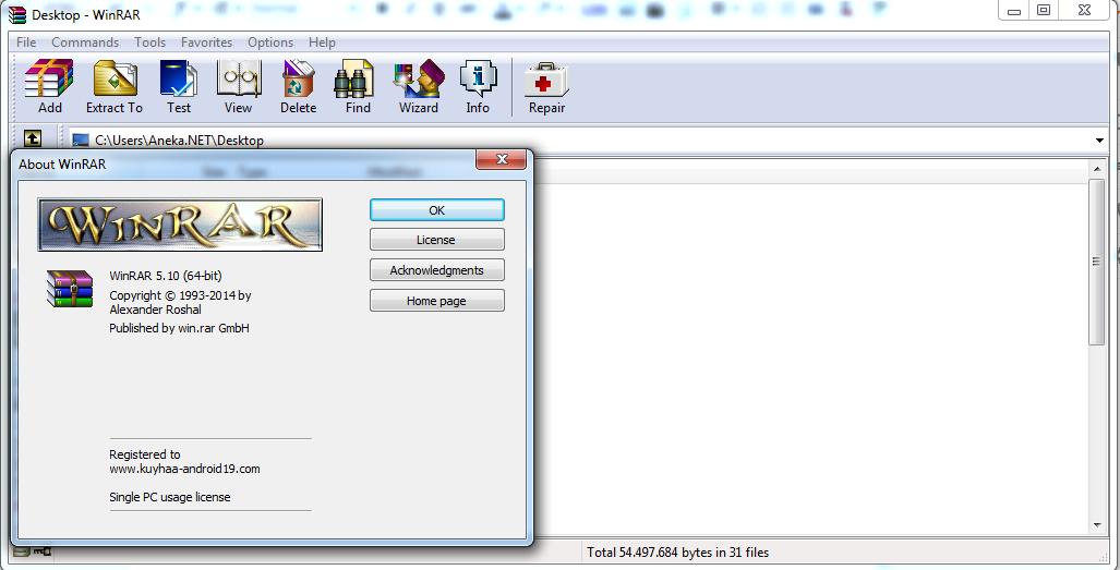winrar full version  for windows 10