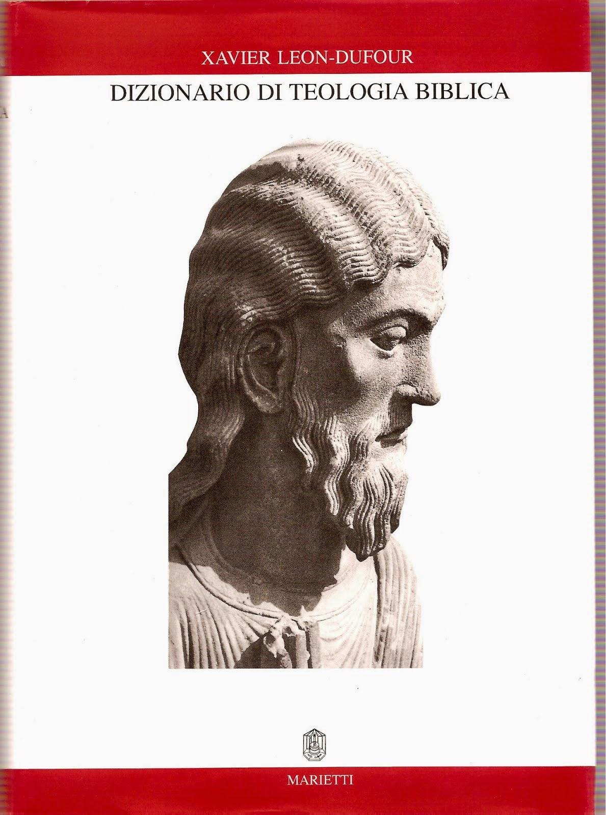 Dizionario di Teologia Biblica - Leon Doufour