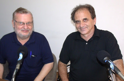Airton Engster dos Santos e Luiz Carlos Freitag