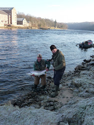Spring Salmon Fishing on the Tay.