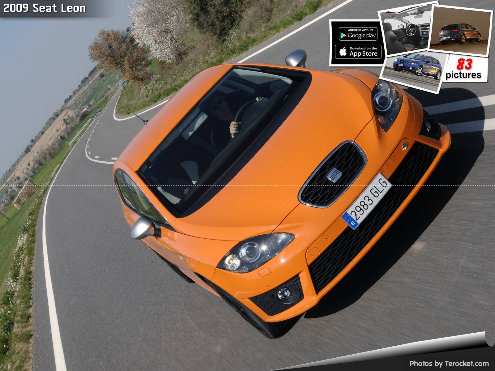 Hình ảnh xe ô tô Seat Leon 2009 & nội ngoại thất