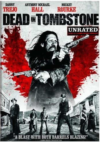 Dead In Tombstone (2013)[DVDR][Latino][[Acción - Fantástico - Western]