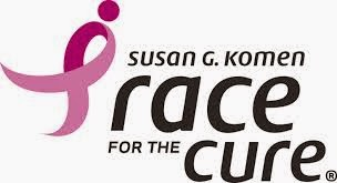 susan b komen race for the cure