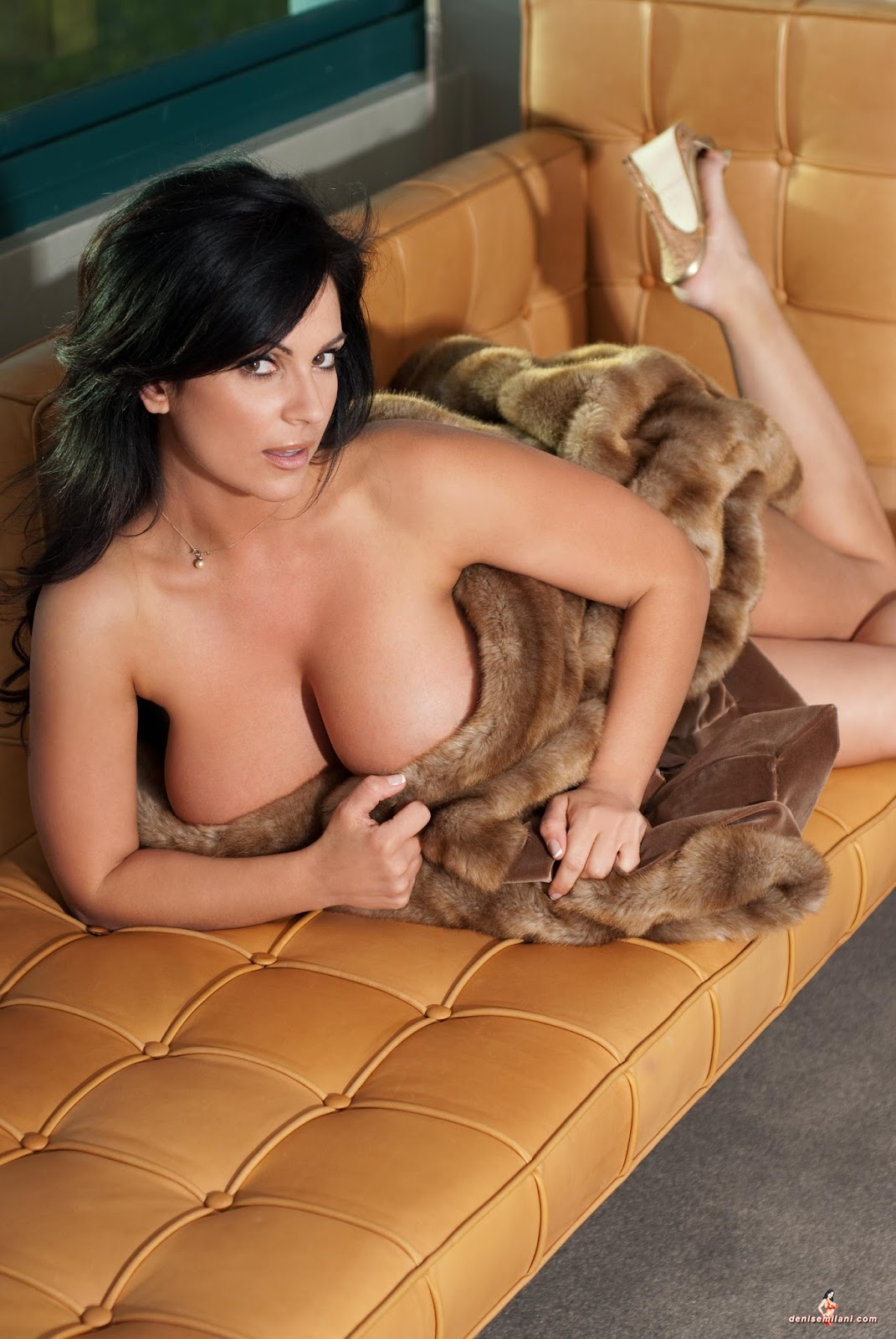 sex with denise milani