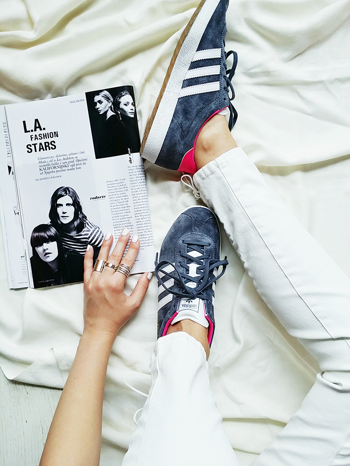 Adidas Clear Shoes