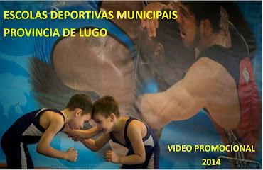 ESCOLAS DEPORTIVAS MUNICIPAIS