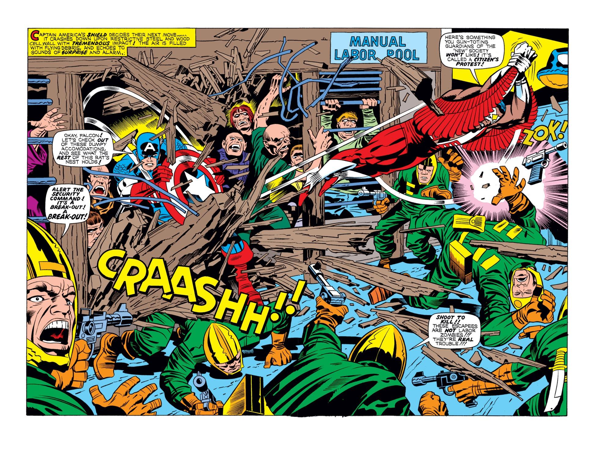 Captain America (1968) Issue #195 #109 - English 3