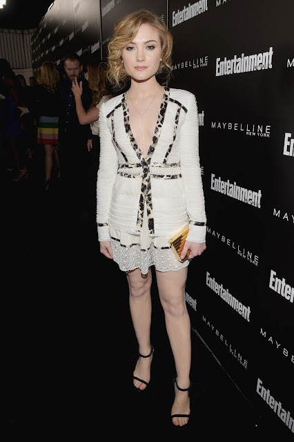 Actress, @ Skyler Samuels - Entertainment Weekly's celebration honoring The Screen Actors Guild in LA