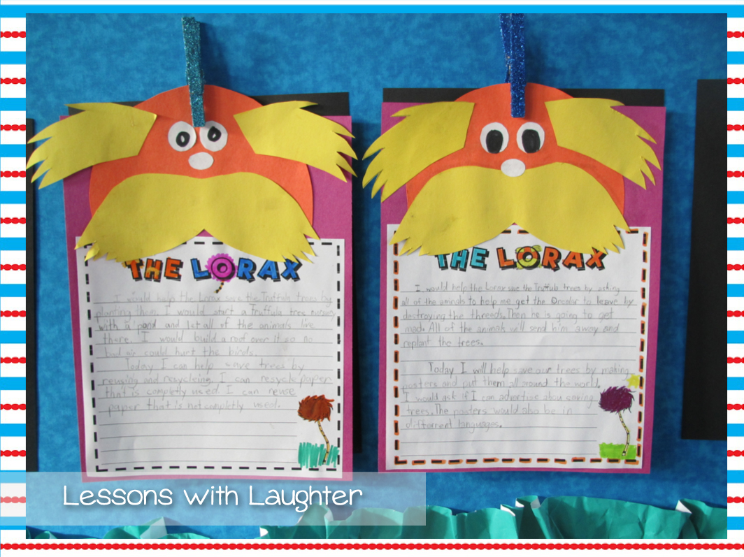 The Lorax Activities, Printables, and Lessons