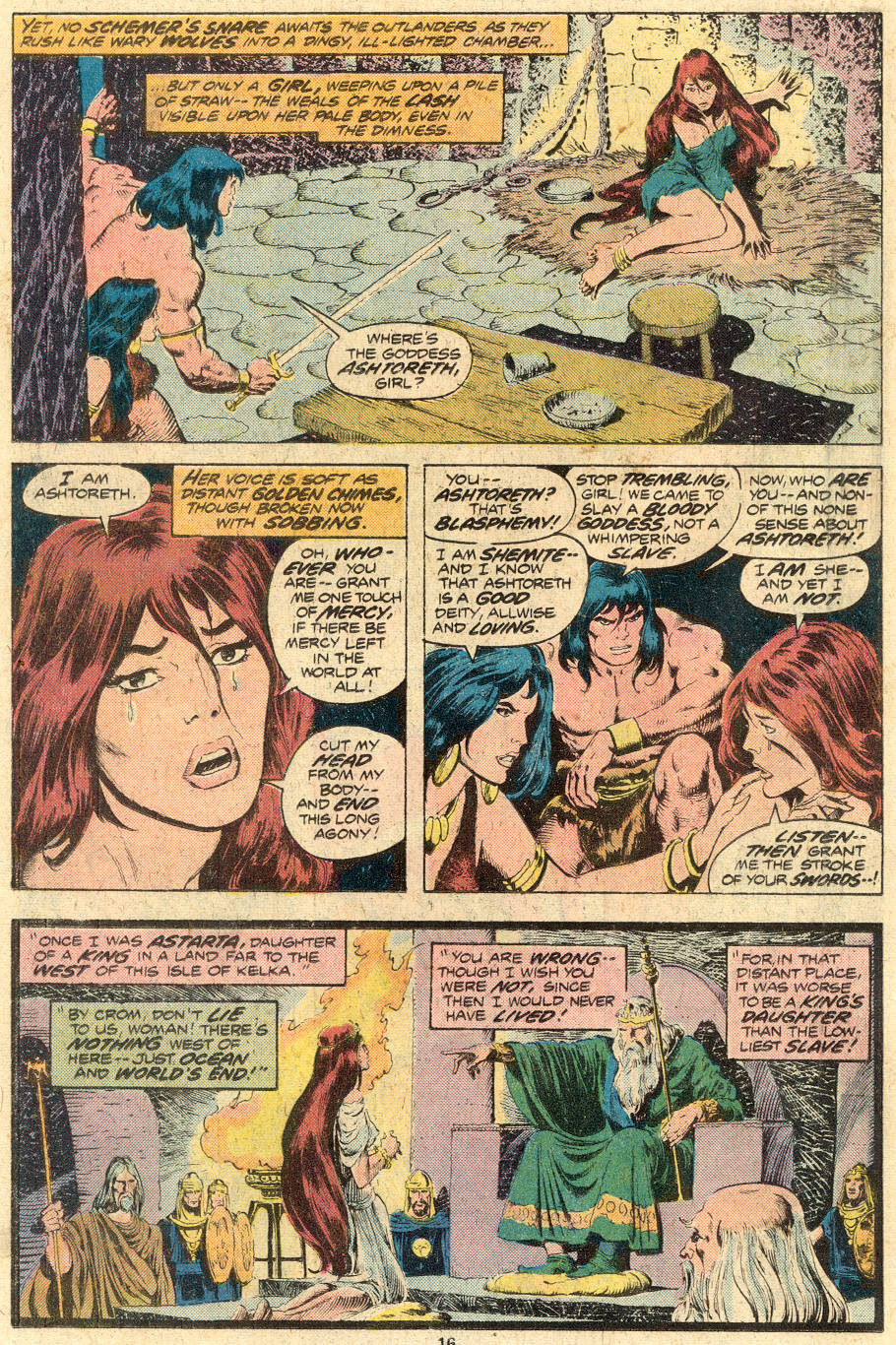 Conan the Barbarian (1970) Issue #71 #83 - English 11
