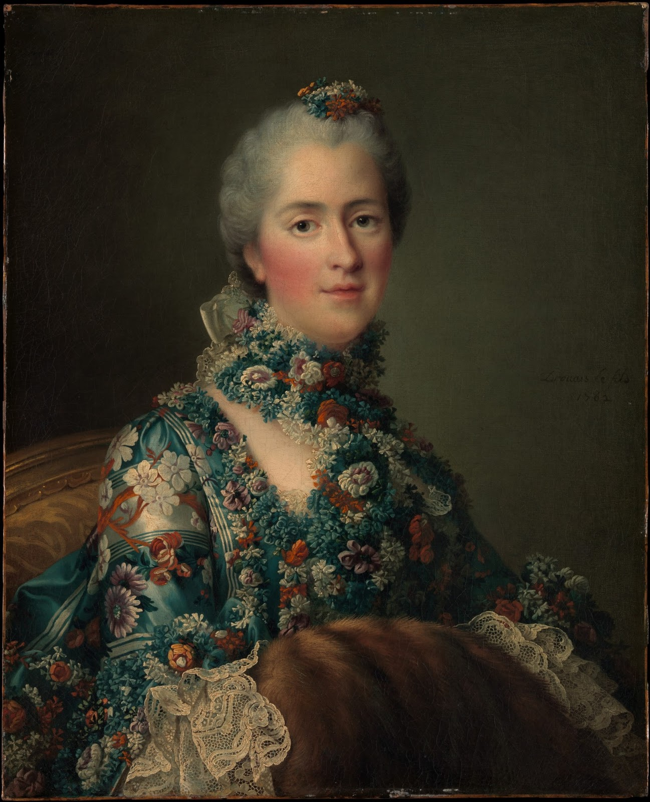 spencer alley fran ccedil ois hubert drouais th century french madame sophie de sister of louis xv