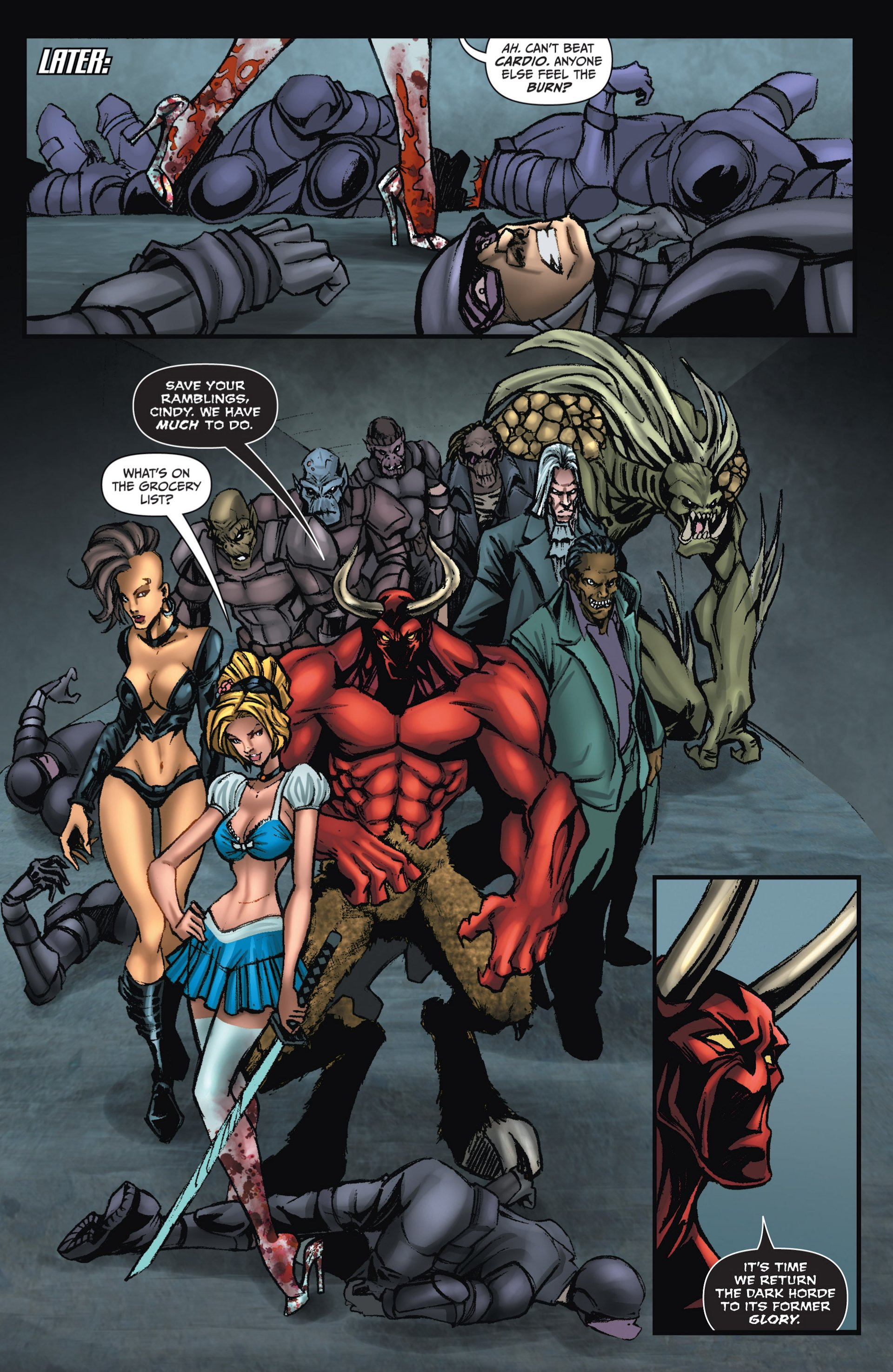 Grimm Fairy Tales (2005) Issue #86 #89 - English 11