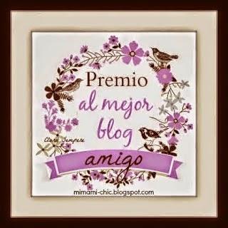 PREMIOS BLOG AMIGO