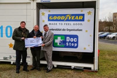 Goodyear distins cu premiul Supplier of The Year